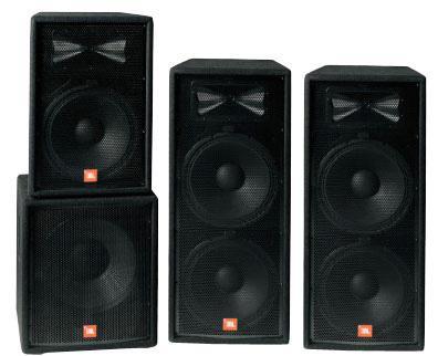 JBL-MDD200-系列音箱
